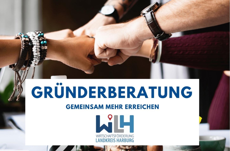 "Flyer für die virtuelle Gründerberatung ""Infoabend Start-up"" am 11. Februar 2021"