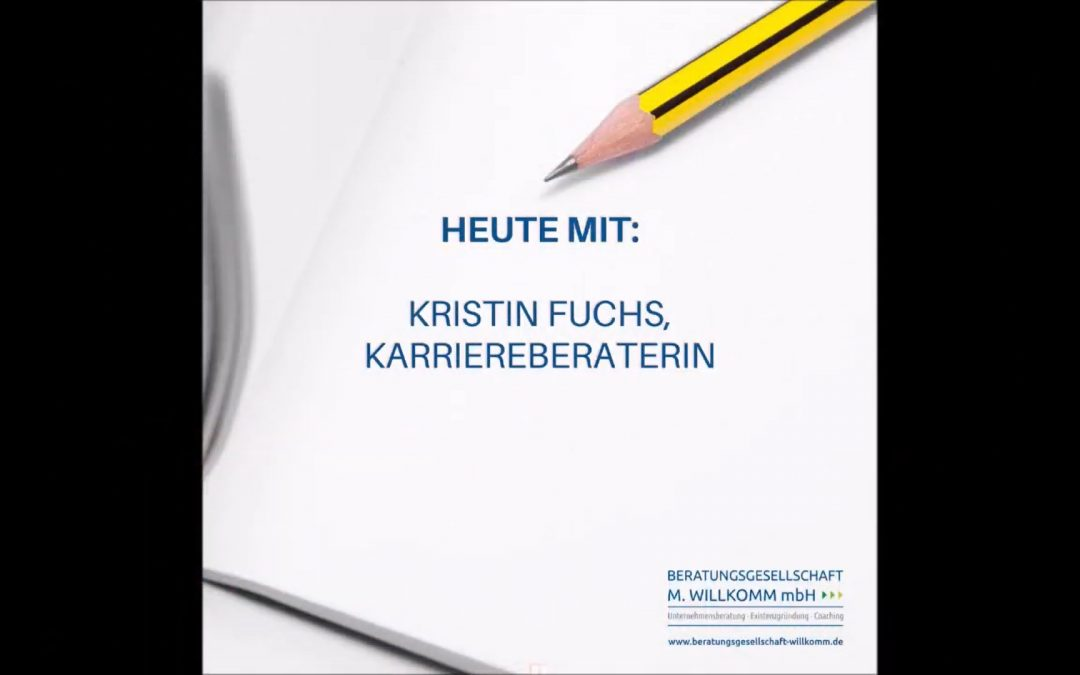 Expertensprechstunde Kristin Fuchs