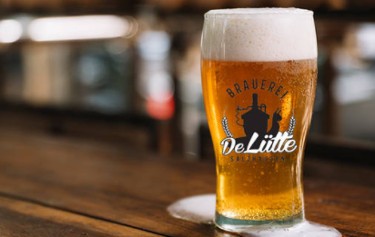 """De Lütte""-Brauerei in Salzhausen"